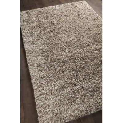 Estilo Grey Area Rug Rug Size: 9 x 13