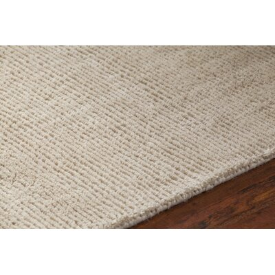 Yiman Beige Area Rug Rug Size: Rectangle 79 x 106