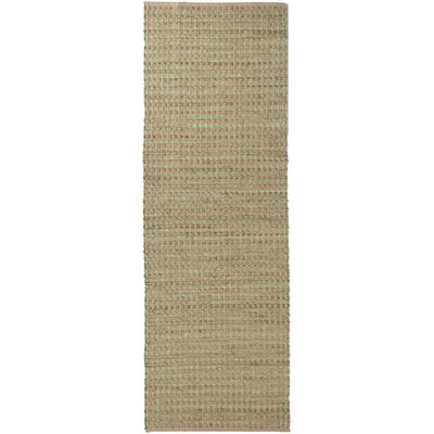 Kateryna Natura Area Rug Rug Size: Runner 26 x 76