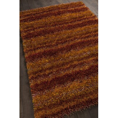 Kubu Red Area Rug Rug Size: 79 x 106