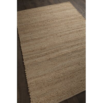 Politte Tan Area Rug Rug Size: 5 x 76