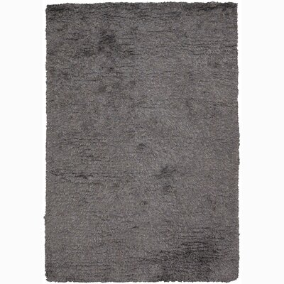Stickney Rayon Black/Gray Area Rug Rug Size: Rectangle 2 x 3