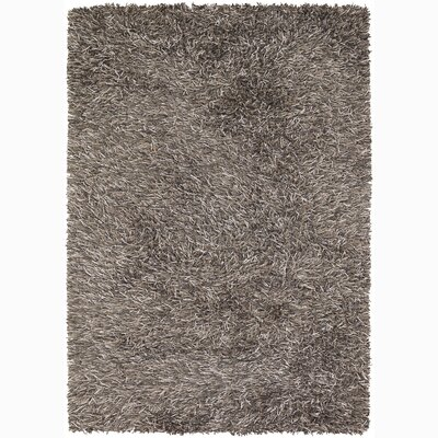Breeze Gray Area Rug Rug Size: 79 x 106