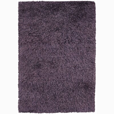 Breeze Purple Area Rug Rug Size: 79 x 106