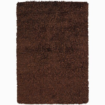 Breeze Brown Area Rug Rug Size: 9 x 13