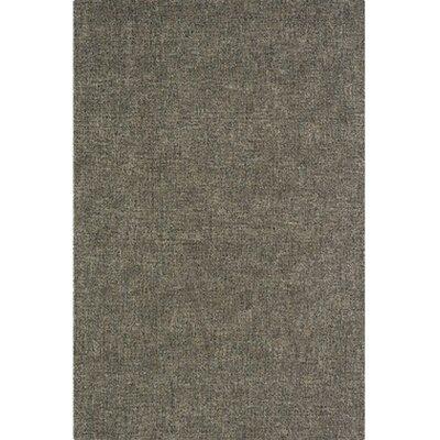 Barnaby Charcoal Rug Rug Size: 1'6
