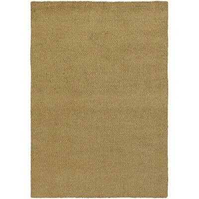 Barnaby Gold Rug Rug Size: Rectangle 2' x 3'
