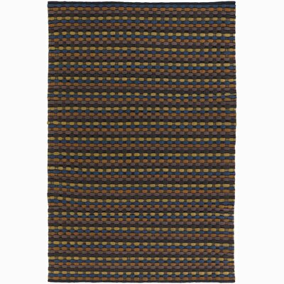 Eastweald Stripe Rug Rug Size: Rectangle 79 x 106