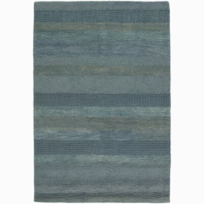 Kha Stripe Rug Rug Size: Rectangle 79 x 106