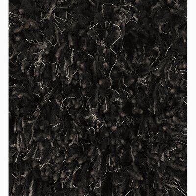 Espeda Black Area Rug Rug Size: 2 x 3