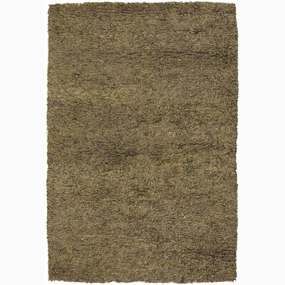 Espeda Brown Area Rug Rug Size: 79 x 106