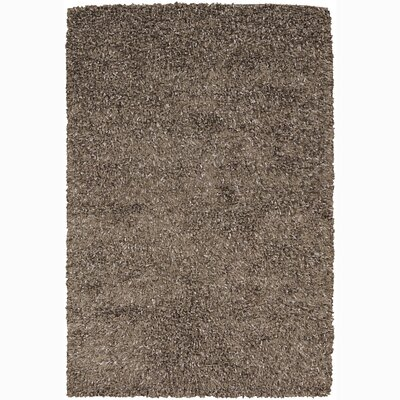 Etop Brown Area Rug Rug Size: 9 x 13