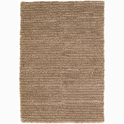 Exotic Brown Area Rug Rug Size: 79 x 106