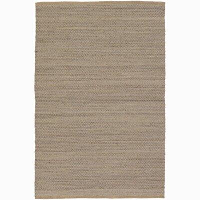 Elverson White Area Rug Rug Size: 79 x 106