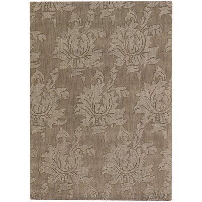 Boris Hand Tufted Floral Rug Rug Size: 9 x 13