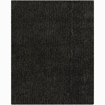 Jennifer Black Area Rug Rug Size: 2 x 3
