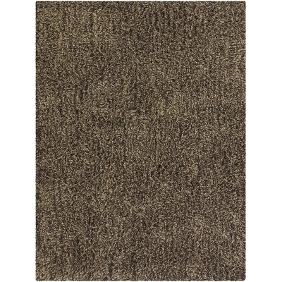 Sen Taupe Area Rug Rug Size: 8 x 10