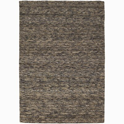 Juniper Brown Area Rug Rug Size: 79 x 106