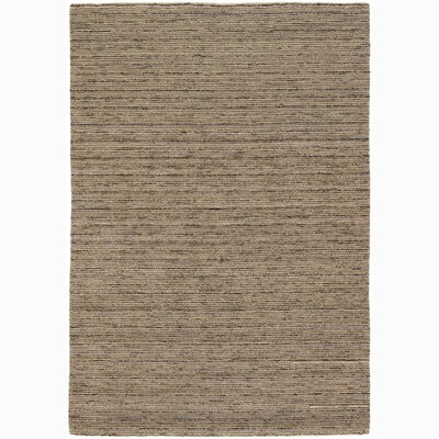 Stan Light Brown Area Rug Rug Size: 2 x 3