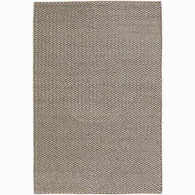 Milano Zigzag Rug Rug Size: 9 x 13