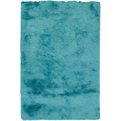 Levy Blue Area Rug Rug Size: 9 x 13