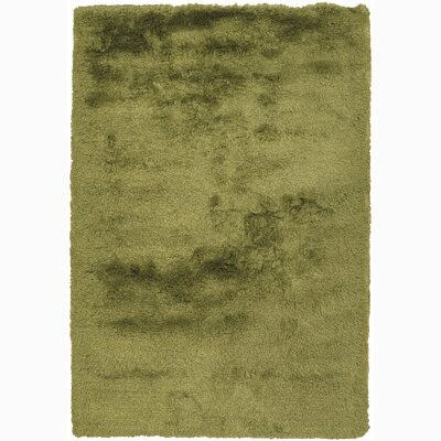 Levy Green Area Rug Rug Size: 79 x 106