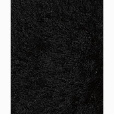 Samora Black Area Rug Rug Size: 9 x 13