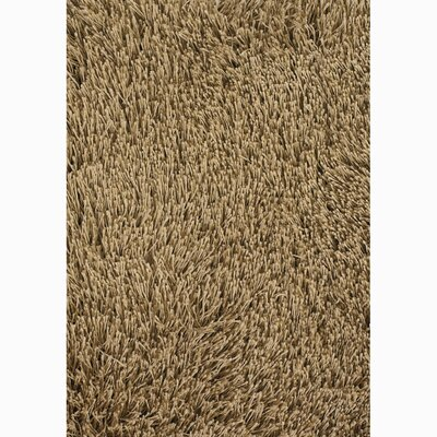 Johnny Brown/Tan Area Rug Rug Size: 5 x 76