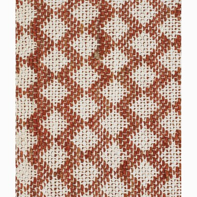 Yantarni Brown/White Area Rug Rug Size: 5 x 76