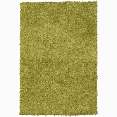 Zara Lime Area Rug Rug Size: Rectangle 9 x 13