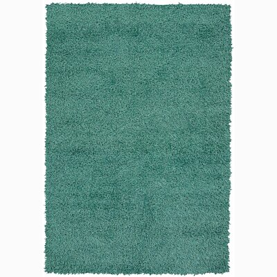 Zara Teal Area Rug Rug Size: Rectangle 9 x 13