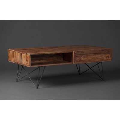 Hans  Sheesham Coffee Table