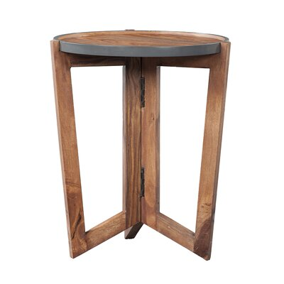 Hans Sheesham End Table