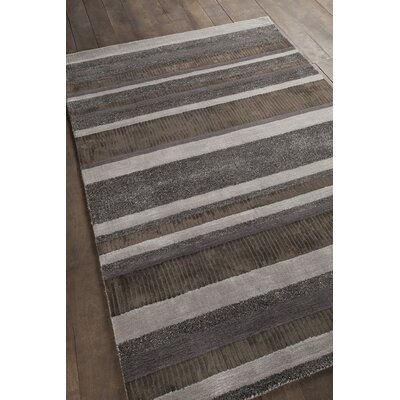 Amigo Brown Area Rug Rug Size: Rectangle 5 x 76