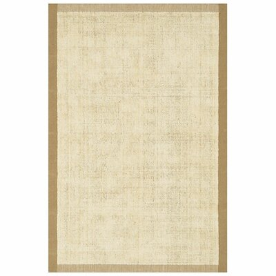 Fayean White Area Rug Rug Size: Rectangle 79 x 106