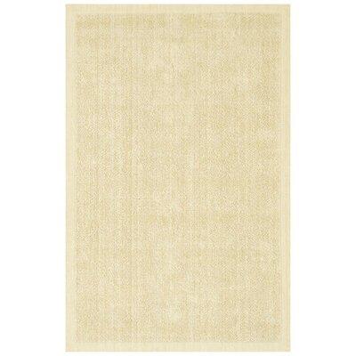 Fayean Tan Areae Rug Rug Size: Rectangle 5 x 76