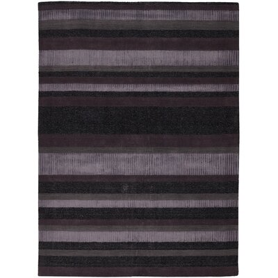 Youngquist Purple Area Rug Rug Size: Rectangle 79 x 106