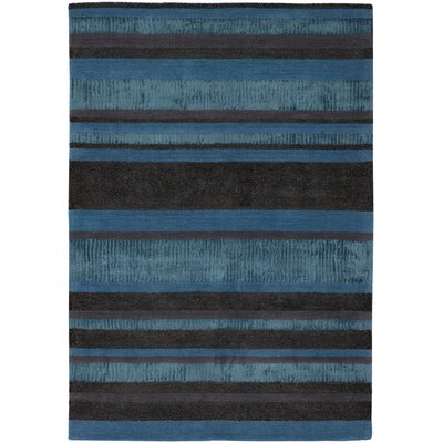 Youngquist Blue Area Rug Rug Size: Rectangle 79 x 106
