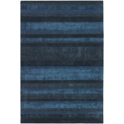 Youngquist Light Gray Area Rug Rug Size: Rectangle 5 x 76