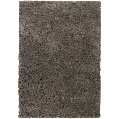 Issac Shag Grey Area Rug Rug Size: Rectangle 2 x 3