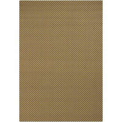 Maija Green Rug Rug Size: Rectangle 79 x 106