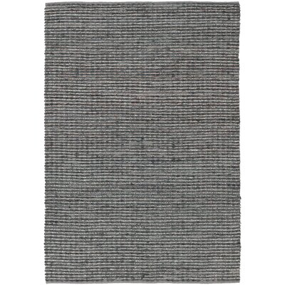 Edgecomb Grey Area Rug Rug Size: Rectangle 79 x 106