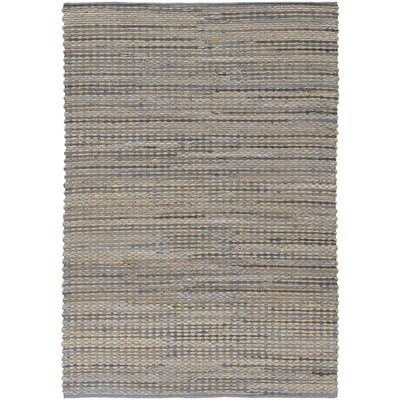 Easton Beige Area Rug Rug Size: 79 x 106