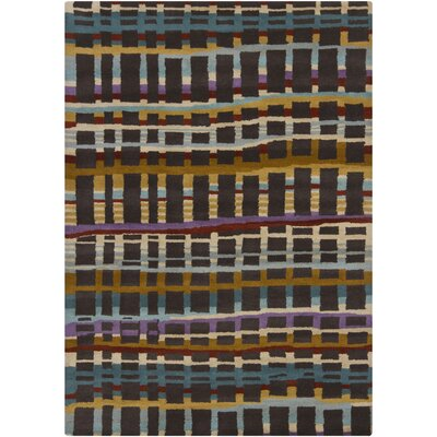 Stockwood Area Rug Rug Size: 5 x 7