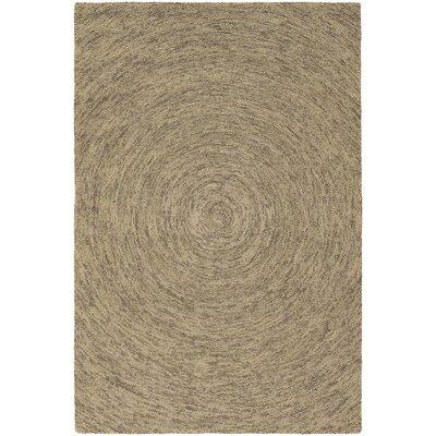 Galaxy Beige Area Rug Rug Size: 79 x 106