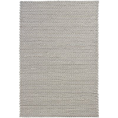Zensar Ivory Area Rug Rug Size: 5 x 76