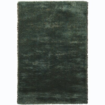 Royal Green Area Rug Rug Size: 79 x 106