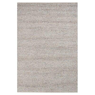 Valencia Gray Area Rug Rug Size: 79 x 106