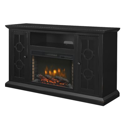 Ashby 58 TV Stand with Fireplace
