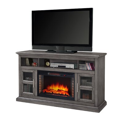 Glendale 58 TV Stand with Fireplace